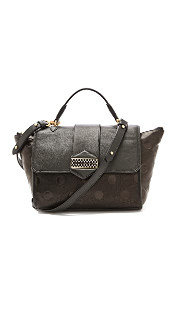 Marc by Marc Jacobs Flipping Dots Top Handle Bag