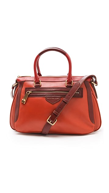 Marc by Marc Jacobs The Ziplocker Lo Satchel