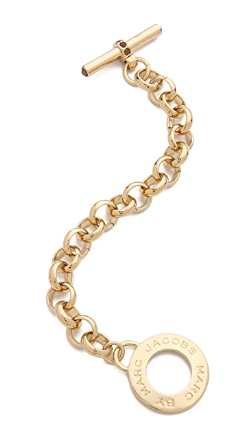 Marc by Marc Jacobs Toggle Bracelet