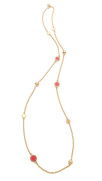 Marc by Marc Jacobs Classic Marc Double Wrap Necklace