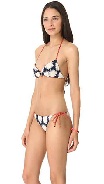 Marc by Marc Jacobs Sparks Halter Bikini Top