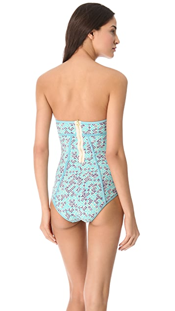 Marc by Marc Jacobs Jamie Maillot with Back Zip