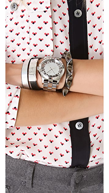 Marc by Marc Jacobs Henry Skeleton Watch