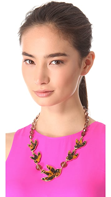 Marc by Marc Jacobs Petal to the Metal Necklace