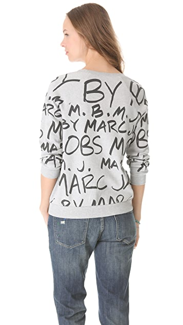 Marc by Marc Jacobs MBMJ Sweatshirt