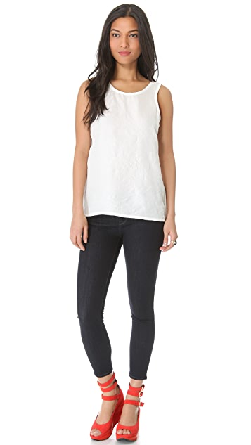 Marc by Marc Jacobs Drew Solid Blouse