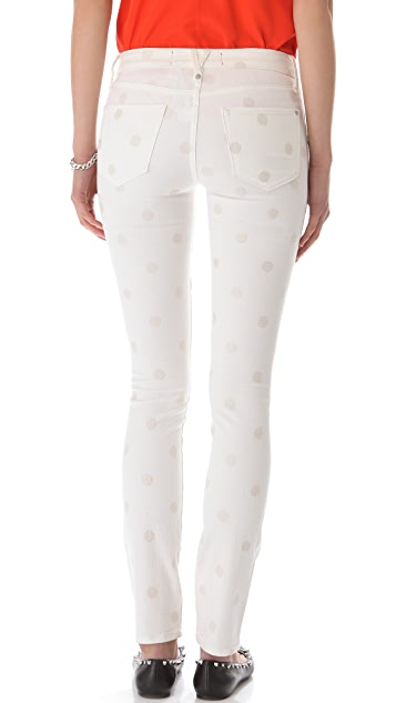 Marc by Marc Jacobs Standard Supply Lou Dot Skinny Jeans