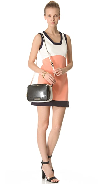 Marc by Marc Jacobs Alley Katz Two Tone Bunny Bag