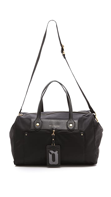 Marc by Marc Jacobs Preppy Nylon Weekender