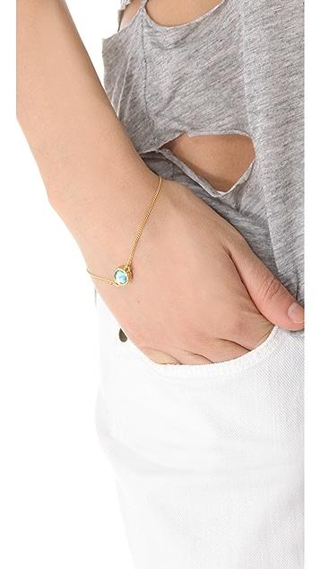 Marc by Marc Jacobs Paste & Prints Tiny Crystal Bracelet
