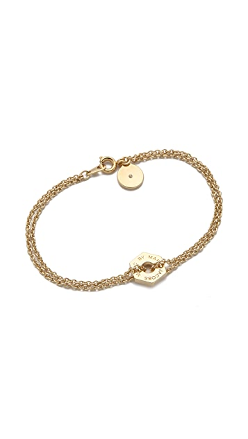 Marc by Marc Jacobs Tiny Bolt Bracelet