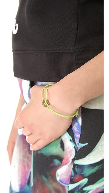 Marc by Marc Jacobs Bolt Friendship Bracelet