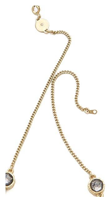 Marc by Marc Jacobs Exploded Bow Short Necklace