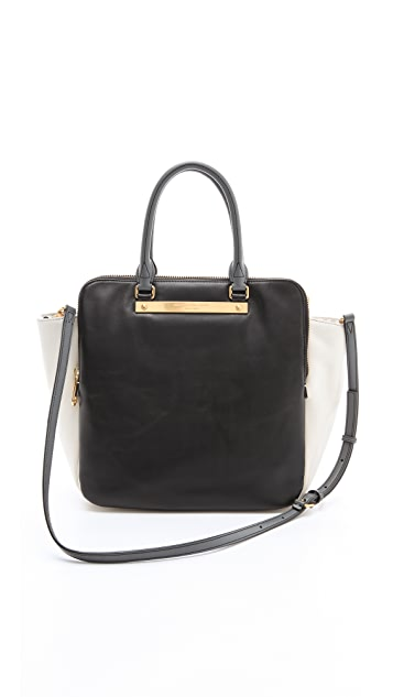 Marc by Marc Jacobs Goodbye Columbus Colorblock Bentley Tote
