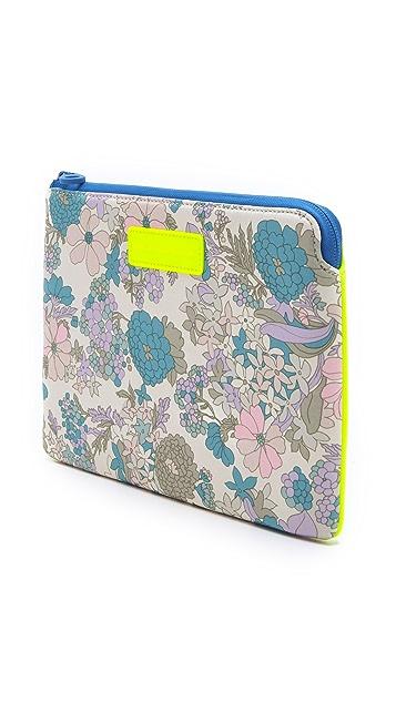 Marc by Marc Jacobs Neoprene Drew Blossom Tablet Zip Case