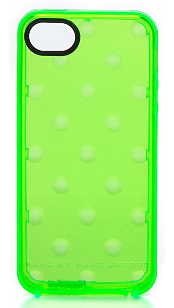 Marc by Marc Jacobs Jelly Dots iPhone 5 Case