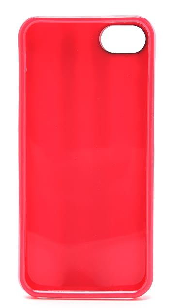 Marc by Marc Jacobs Anemone Stripe iPhone Case