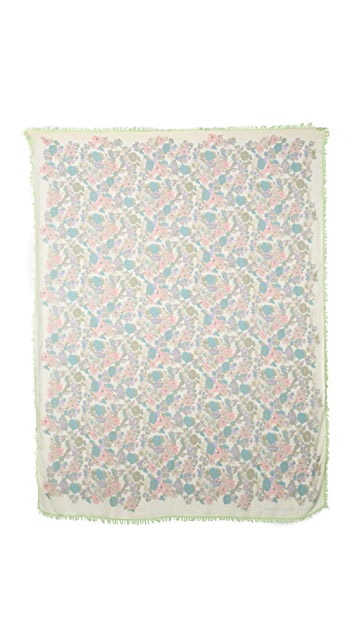 Marc by Marc Jacobs Drew Blossom Scarf
