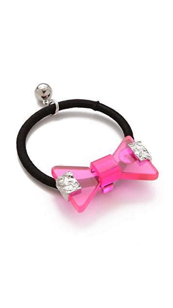 Marc by Marc Jacobs Exploded Bow Pony Hair Tie