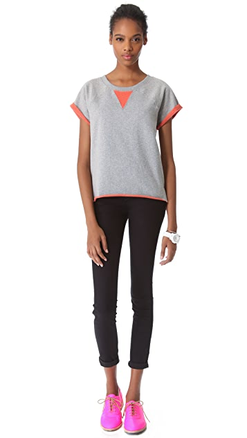 Marc by Marc Jacobs Geena Knit Top