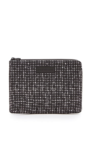 Marc by Marc Jacobs Neoprene Reluctant Stars Tablet Zip Case