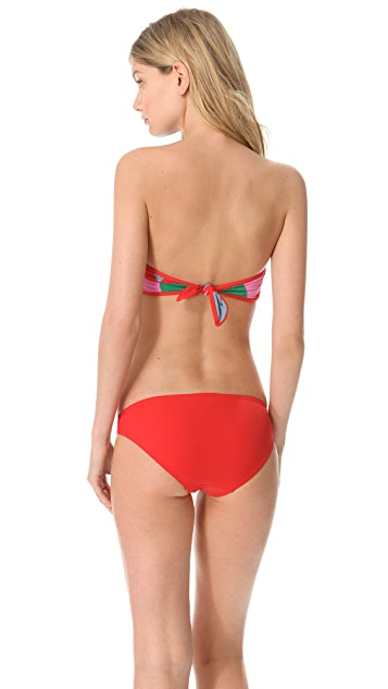 Marc by Marc Jacobs Bandeau Bikini Top