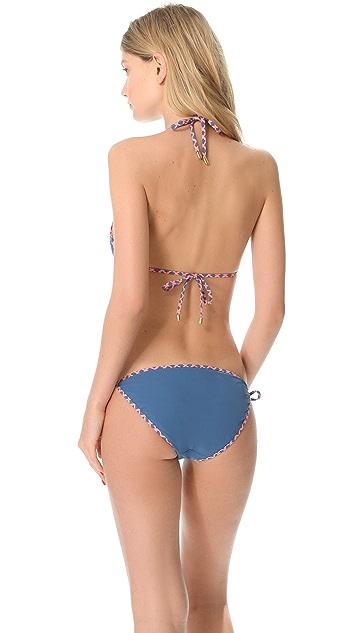 Marc by Marc Jacobs Reversible Bikini Top