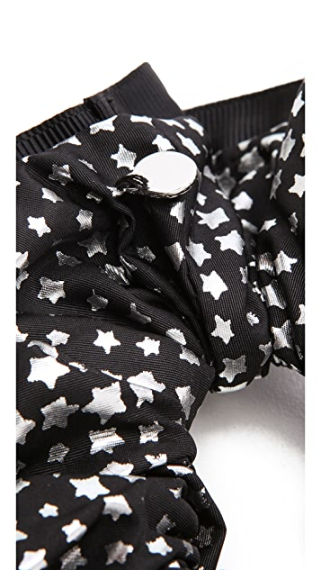 Marc by Marc Jacobs Reluctant Stars Chou Chou Scrunchie