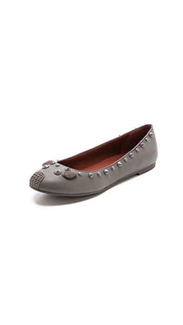dc15c900c82a Marc by Marc Jacobs Studded Mouse Ballet Flats