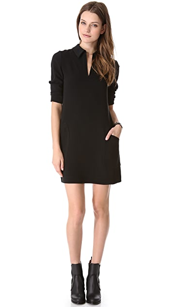 Marc by Marc Jacobs Sparks Crepe Dress