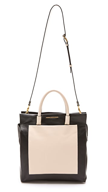 Marc by Marc Jacobs Know When to Fold Em Nicky Bag
