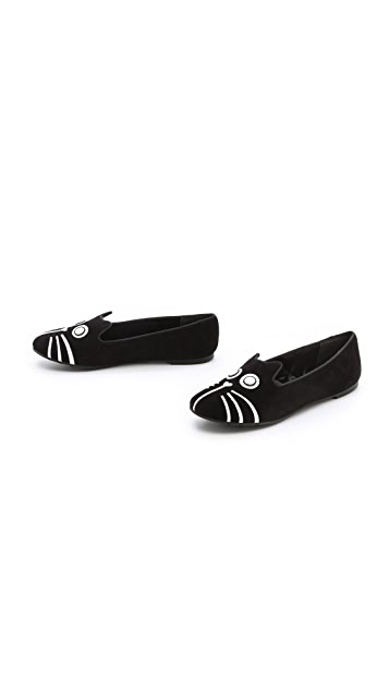 Marc by Marc Jacobs Cat Loafers