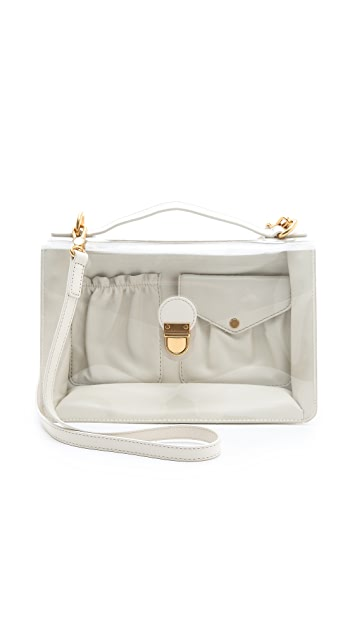 Marc by Marc Jacobs Clearly Top Handle Shoulder Bag