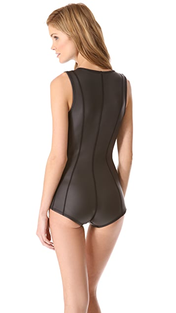 Marc by Marc Jacobs Limited Edition Glide Skin Scuba Maillot