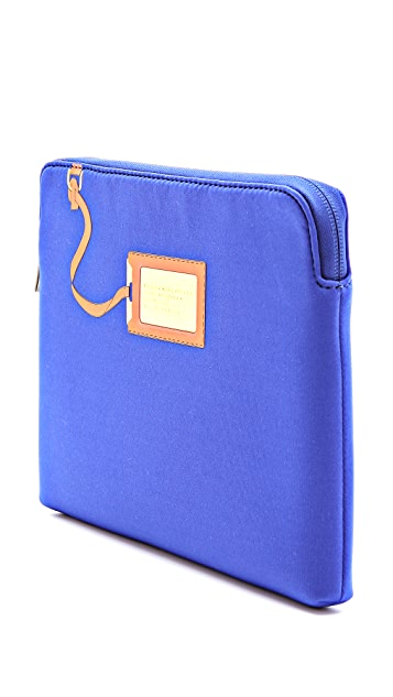 Marc by Marc Jacobs Heathrow Trompe l'Oeil Neoprene Tablet Case