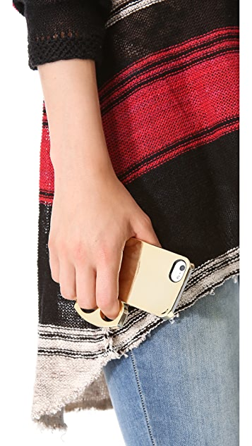 Marc by Marc Jacobs Metallic Ring iPhone 5 Case