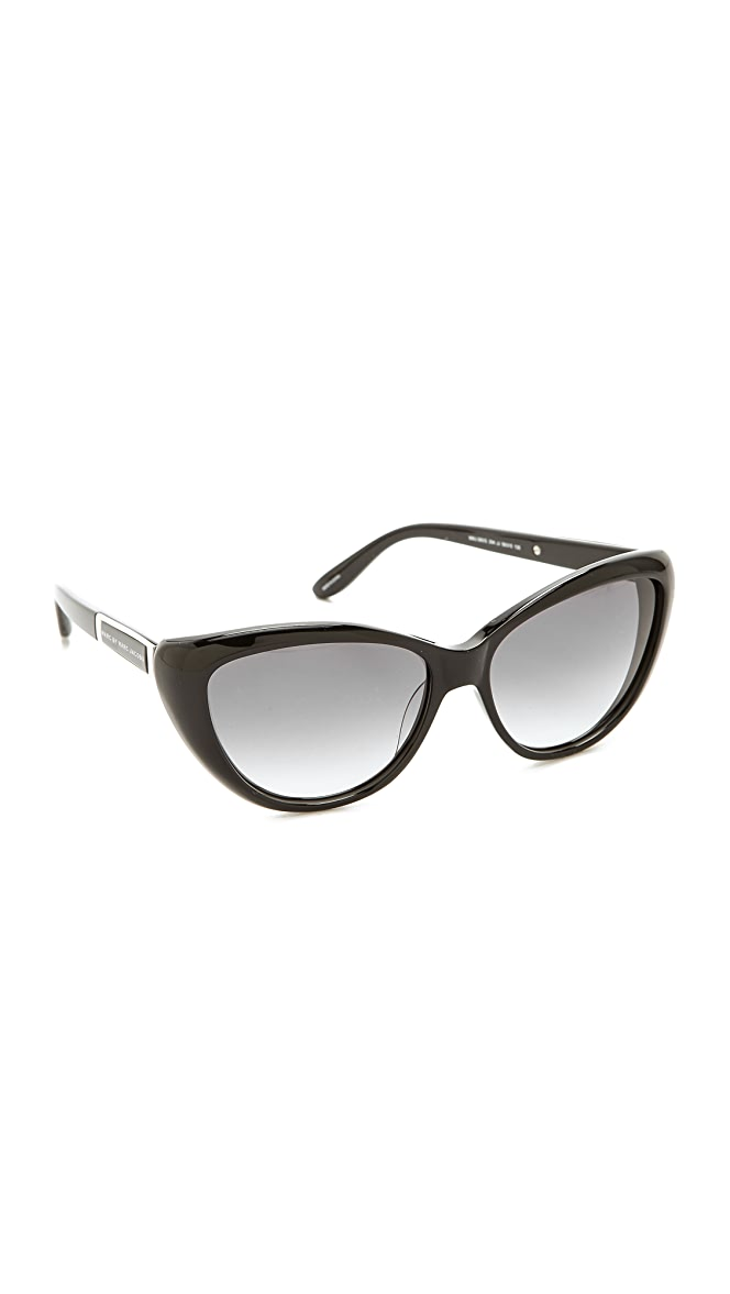 27886713fd Marc by Marc Jacobs Cat Eye Sunglasses