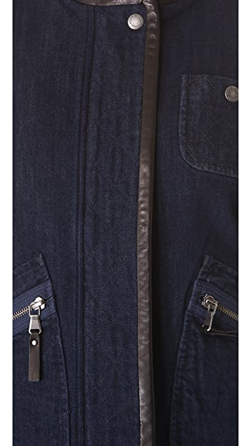 Marc by Marc Jacobs Kristine Denim Jacket