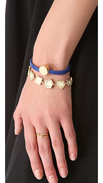 Marc by Marc Jacobs Multi Gem Bracelet