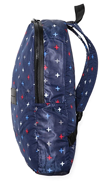 8ecb8a69164 ... Marc by Marc Jacobs Morris Star Packable Backpack ...