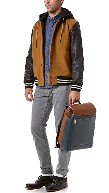 Marc by Marc Jacobs Pensacola Bomber Jacket
