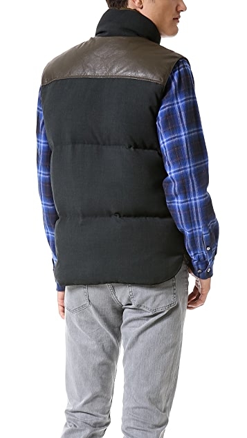 Marc by Marc Jacobs Portland Puffa Puffer Vest