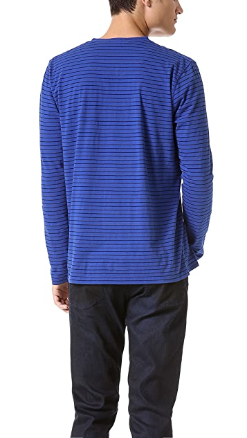 Marc by Marc Jacobs Mobile Stripe Henley