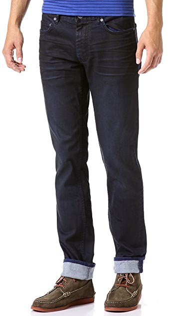 Marc by Marc Jacobs Coated Denim Jeans