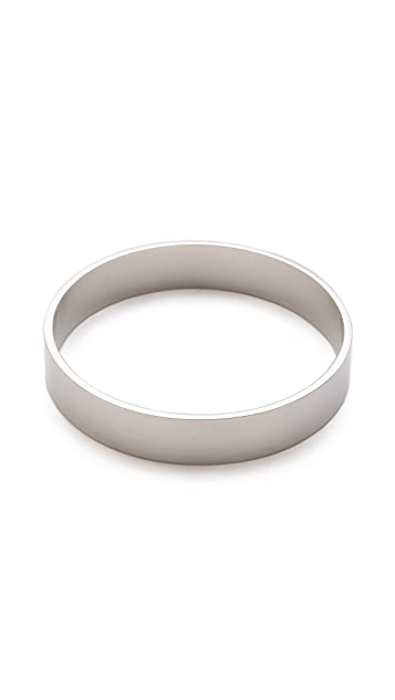 Marc by Marc Jacobs Logo Bangle Bracelet