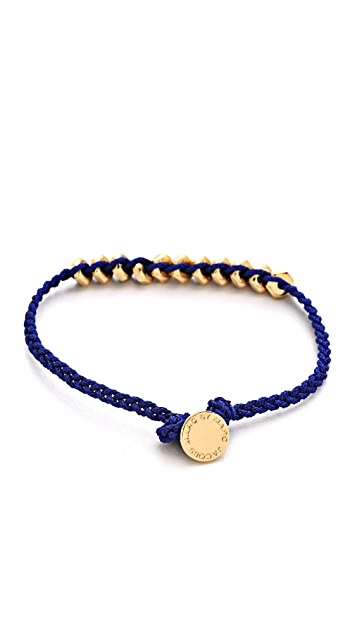 Marc by Marc Jacobs Multi Bolt Friendship Bracelet