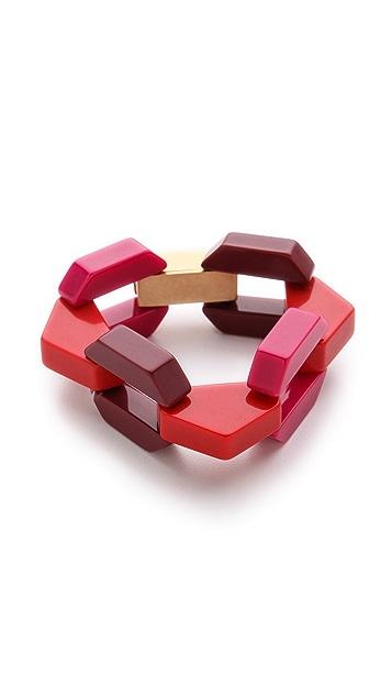 Marc by Marc Jacobs Bolt Link Bracelet