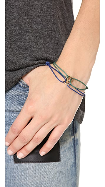 Marc by Marc Jacobs Link Friendship Bracelet