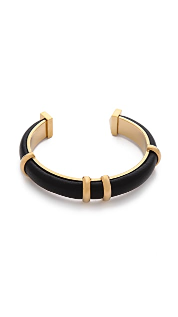 Marc by Marc Jacobs Stapled Cuff Bracelet