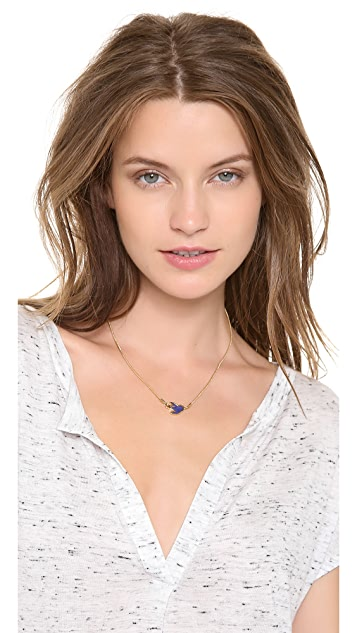 Marc by Marc Jacobs Bird on Wire Necklace